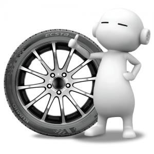 Sản phẩm lốp ô tô kumho chất lượng, thích hợp thị trường Việt Nam.